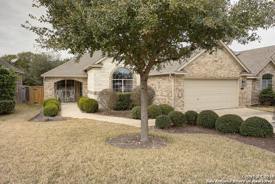 San Antonio Single Family Home New: 702 Aster Trail