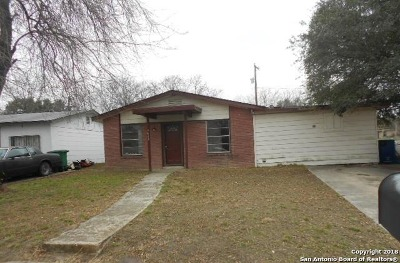 Bexar County, Comal County, Guadalupe County Single Family Home New: 7530 Buckboard Ln