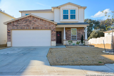 Helotes Single Family Home New: 10535 Noble Canyon