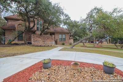 San Antonio Single Family Home New: 14802 Nashwa St