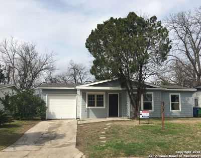 Single Family Home New: 451 Hub Ave