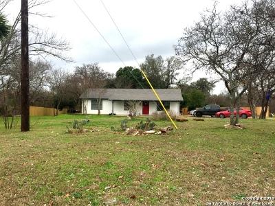 Atascosa County Single Family Home New: 18545 Highway 132
