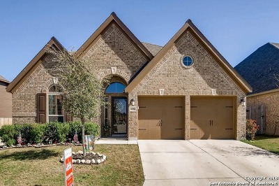 San Antonio Single Family Home New: 14382 Palomino Pl