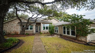 San Antonio Single Family Home Back on Market: 2015 Encino Valley St