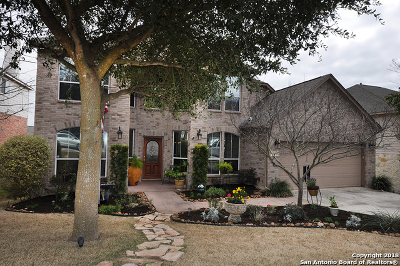 San Antonio Single Family Home New: 3326 Roan Valley