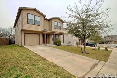 Single Family Home New: 8315 Cenizo Pass
