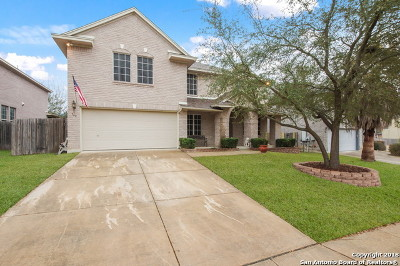 Cibolo Single Family Home New: 164 Springtree Pkwy