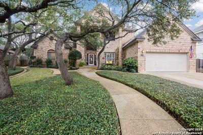 San Antonio Single Family Home New: 17107 Fawn Cloud Ln