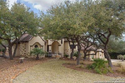 Canyon Lake Single Family Home New: 3552 Comal Springs