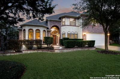 San Antonio Single Family Home New: 15922 Watchers Way