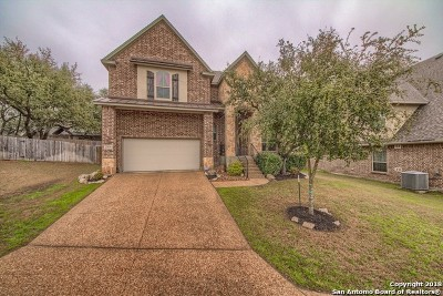 San Antonio Single Family Home New: 23510 Enchanted Bend