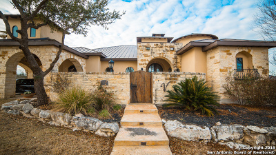 San Antonio Single Family Home New: 8619 Terra Dale