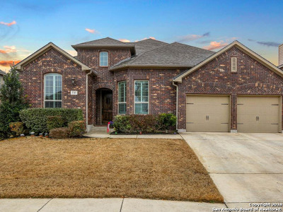 San Antonio Single Family Home New: 3515 Galveston Trail