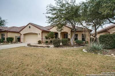 San Antonio Single Family Home New: 3407 Albizi Way