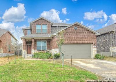 Cibolo Single Family Home New: 837 Marbella