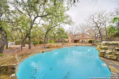 Boerne Single Family Home New: 302 Kendall Pkwy