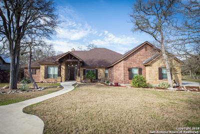 Spring Branch Single Family Home New: 518 Hidden Springs Dr