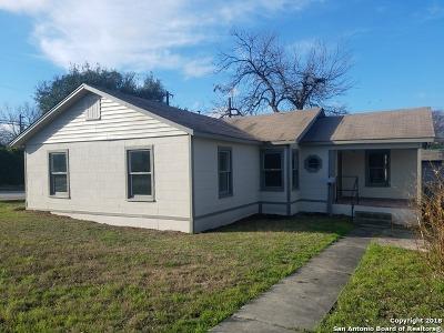 Bexar County Single Family Home Back on Market: 439 Viendo
