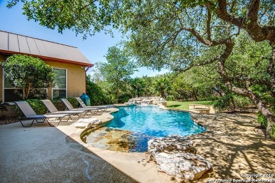 San Antonio Single Family Home New: 306 Champion Falls