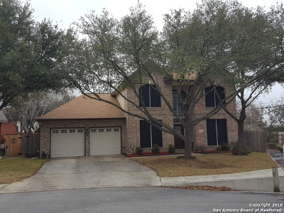 Helotes Single Family Home New: 9414 Gray Sage