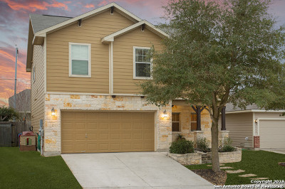 Cibolo Single Family Home New: 557 Slippery Rock