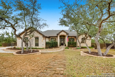 San Antonio Single Family Home New: 1323 Bobbins Ridge