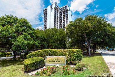San Antonio Condo/Townhouse New: 7701 Wurzbach Rd #1007