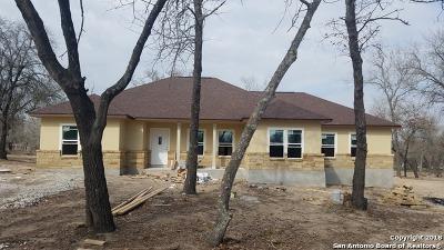 Medina County Single Family Home New: Lot 145 E Cr 6868