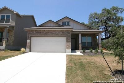 San Antonio Single Family Home New: 15123 Pandion Drive