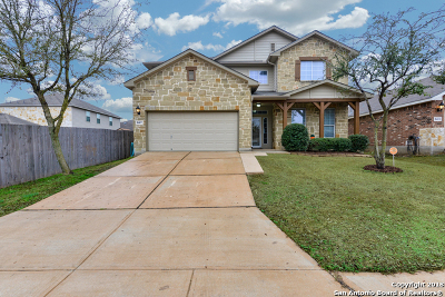 San Antonio Single Family Home New: 8407 Pale Horse Ln