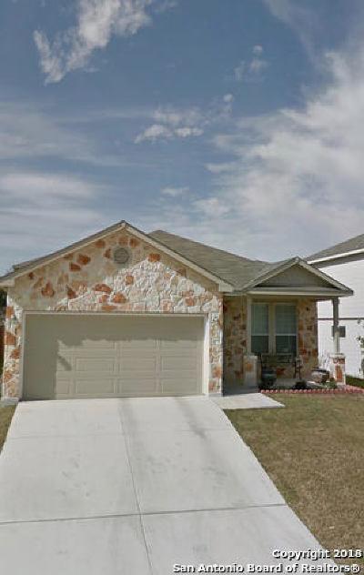 San Antonio Single Family Home New: 3910 Ashleaf Pecan