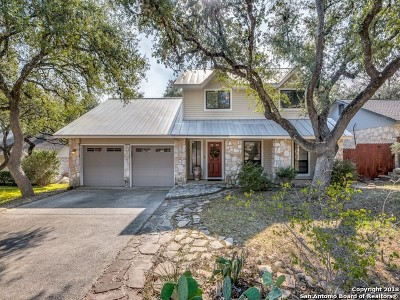 San Antonio Single Family Home New: 13506 Carlton Oaks