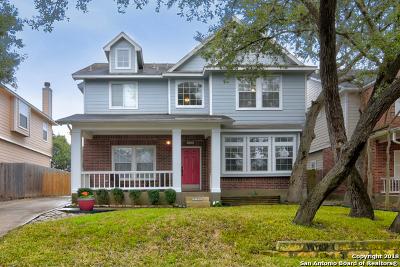 San Antonio Single Family Home New: 4448 Taylors Bend