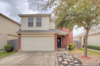 Helotes Single Family Home New: 10247 Huisache Fld