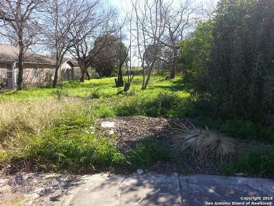 San Antonio Residential Lots & Land New: 631 H St