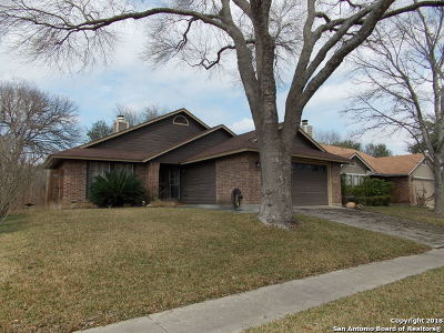 Live Oak Single Family Home New: 7903 Forest Ranch