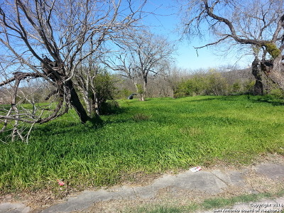 San Antonio Residential Lots & Land Back on Market: 338 J St