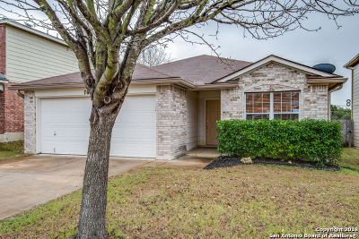 Single Family Home New: 7626 Parkwood Way