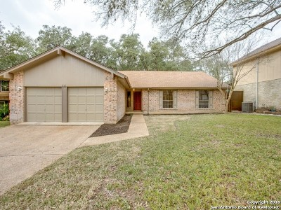 Single Family Home New: 15107 Mule Tree St