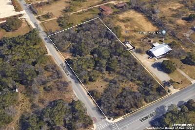 San Antonio Residential Lots & Land New: 6087 Babcock Rd