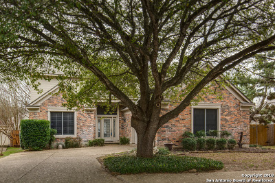 San Antonio Single Family Home New: 13530 Charter Bend Dr