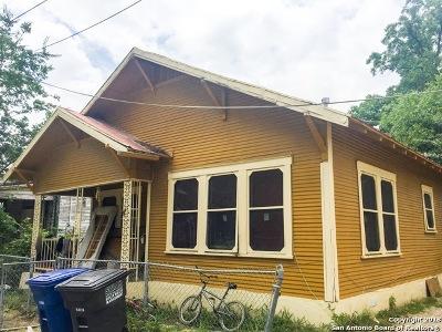 San Antonio Single Family Home New: 102 Buford
