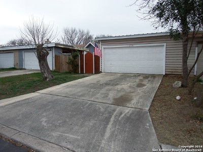 Single Family Home New: 11714 Spring Club Dr