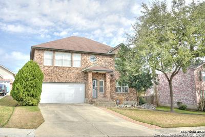 San Antonio Single Family Home New: 2855 Redland Trail
