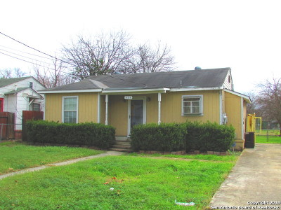 San Antonio Single Family Home New: 434 Ward Ave