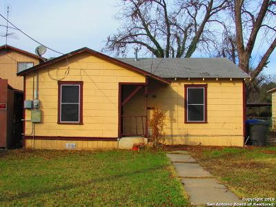 San Antonio Single Family Home New: 327 Fairview Ave