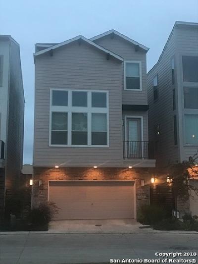 San Antonio Single Family Home New: 3839 Harry Wurzbach #8