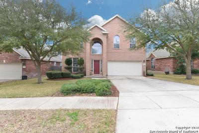 San Antonio Single Family Home New: 837 Windhurst