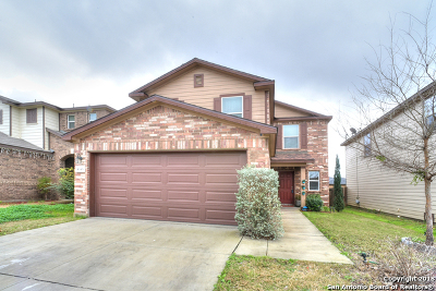 San Antonio Single Family Home New: 4346 Safe Harbor
