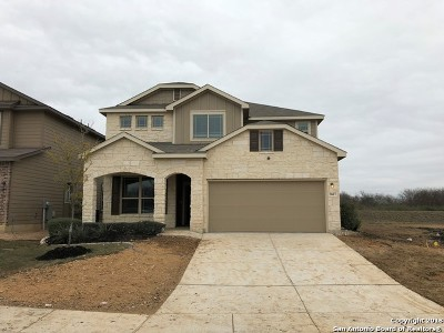 San Antonio Single Family Home New: 5607 Tranquil Dawn